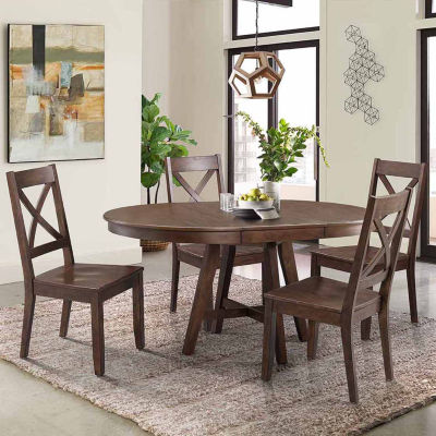 x back chairs design chair reproduction dining possibilities 5 piece round table with jcpenney