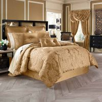 J. Queen New York Colonial 4-pc. Damask + Scroll ...