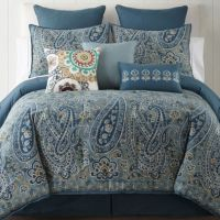 JCPenney Home Belcourt 4-pc. Comforter Set - JCPenney