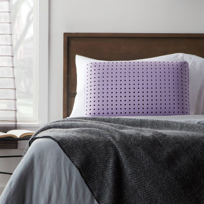 dream collection by lucid lavender aromatherapy memory foam pillow