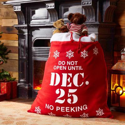 christmas santa sack gift