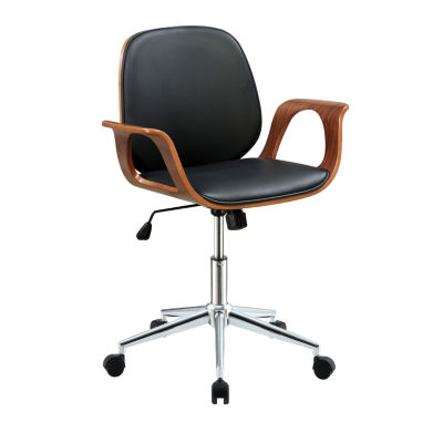 jcpenney desk chair acrylic side camila office