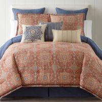 JCPenney Home Adeline 4-pc. Bohemian Reversible Comforter ...