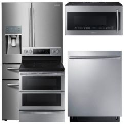 Samsung Kitchen Package Kitchens By Design Ne59j7850wg Aa 4 Pc Electric Jcpenney
