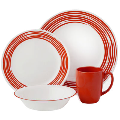 Corelle Boutique Brushed 16 pc Dinnerware Set JCPenney