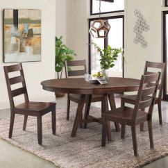 Ladder Back Chair Best For Support Dining Possibilities 5 Piece Round Table With Chairs Jcpenney