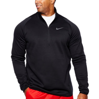 Nike mens long sleeve quarter zip pullover big and tall also jcpenney rh