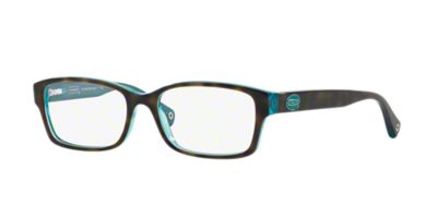 HC6040 Shop Coach Tortoise Rectangle Eyeglasses at LensCrafters