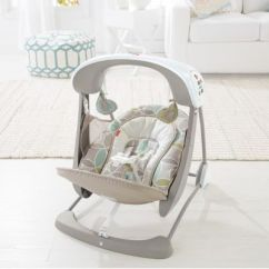 Baby Chair That Vibrates Ivory Desk Deluxe Take Along Swing Seat Cjv03 01 Oszoom