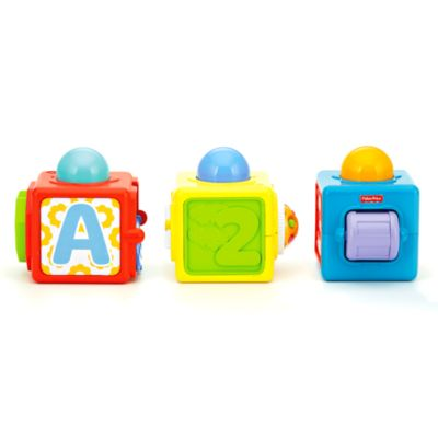 Toys For 6 Month Old Baby Stacking Toys Fisher Price