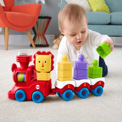 Toys For 9 Month Old Baby Sorting Building Toys