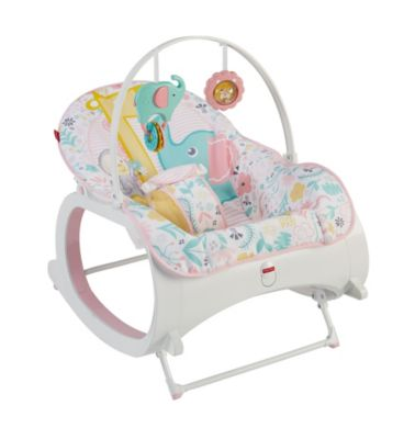 Fisher Price Baby Chair Infant To Toddler Rocker