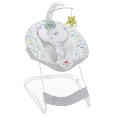 Fisher Price Baby Chair Fisher Price See Soothe Deluxe Bouncer