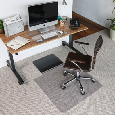 ergonomic chair mat guitar stool sit or stand 36 x 53 54001 and more lifetime guarantee