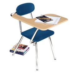 Chair Arm Table Attachment Cushions Chairs With Desk Folding Writing Tablet Seating For Office Student Right 13803