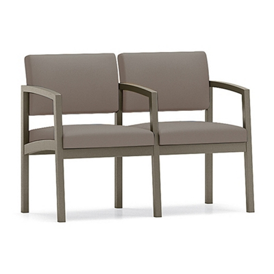steel frame sofa lounge cafe amman menu two seat metal with center arm 76905 and more lifetime guarantee