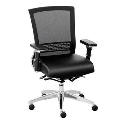 ergonomic chair comfortable oversized zero gravity lounge array faux leather seat mesh back 56621 and more lifetime guarantee