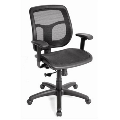 mesh task chair ikea aluminum apollo all 50775 and more lifetime guarantee