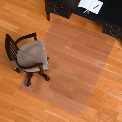 office chair mat 45 x 60 patio rocker standard 53 for hard floors 54081 and more lifetime guarantee