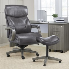 Lazboy Office Chair Cheap Covers For Rent La Z Boy Revere And Footrest 55644 More Lifetime Guarantee