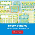 Decor More All The Latest Classroom Styles Trends Lakeshore