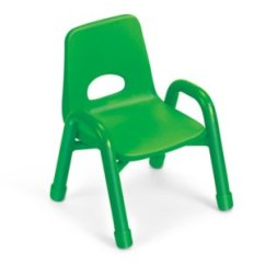 Kids Stackable Chairs How To Make Santa Hat Chair Back Covers Colors Stacking Teacher S 17 1 2 Green At Lakeshore Use And Keys Zoom In Out Arrow Move The Zoomed Portion Of Image