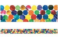 Eric Carle Dotted Border at Lakeshore Learning