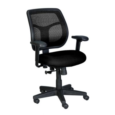 ergonomic computer chair princess party covers apollo mesh fabric mid back officechairs com img
