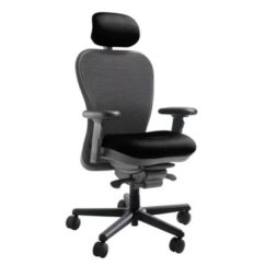 Ergonomic Chair Description Office Chairs Under 100 Cxo Mesh Back Heavy Duty W Headrest Officechairs Com Img