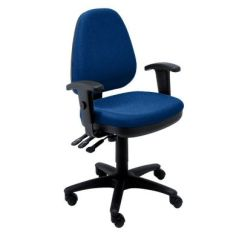 Ergonomic Chair Levers Swivel John Lewis Fabric With Adjustable Arms Ch01746 And Other All Img