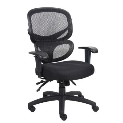 ergonomic chair comfortable transport wheel 27 w boss mesh fabric high back officechairs com img