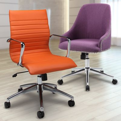 colorful desk chairs chair layout design officechairs com blog office seating ergonomic tips bring spring into your with these