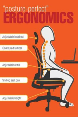 best office chair for lower back support modern chairs living room what are ergonomic chairs? | officechairs.com