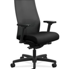 Hon Ignition Fabric Chair Target Sling Stretch-mesh High-back Task By   Officechairs.com
