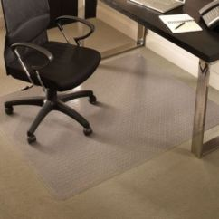 Office Chair Mat 45 X 60 Top High Chairs The Do S Some Don Ts Of Purchasing A Officechairs Com Plastic 3 4 Ch01609