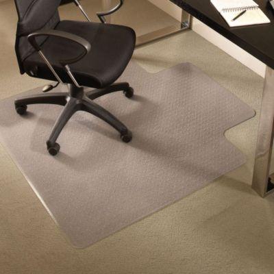 ergonomic chair mat wheelchair lift for van office mats vinyl bamboo more officechairs com e s robbins