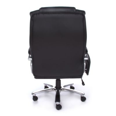 Oro Big and Tall Computer Chair w Tablet Arm
