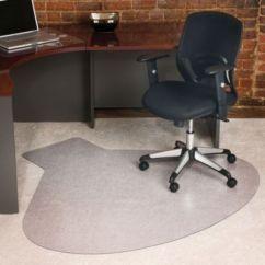 Best Drafting Chairs Aeron Chair Sizes Teardrop Shaped Mat - 54 X 60 | Officechairs.com