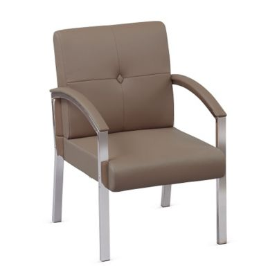 waiting chairs plastic yard modern room guest seating officechairs com arm chair with chrome legs ch50855