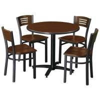 Breakroom Table and Chair Sets Browse All Office Furniture