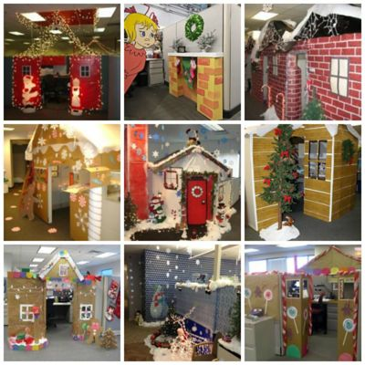 Decorating Your Cubicle For The Holidays Officefurniture Com