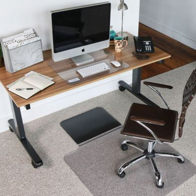 back support for office chairs big w real leather chair and ottoman how to take your desk & declutter w/office accessories