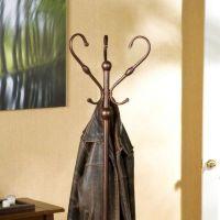 Decorative Bronze 71H Coat Tree - 8802742 ...