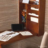Keene Fold Out Wall Mount Convertible Desk - 22W ...