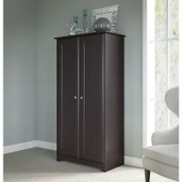 Cabot Two Door Tall Storage Cabinet - 8804749 ...