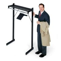 Free Standing Coat Rack - 3' Wide - MAN-DSF3H ...