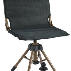 Yeti Chair Accessories Stand Up Test Field And Stream Rotating Blind