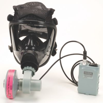 Battery Powered Dust Mask