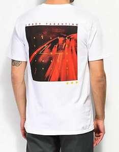 Bobby tarantino by logic peace love positivity white  shirt also where the size chart at zumiez rh