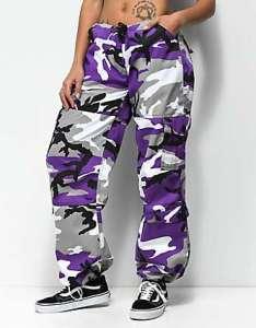 Rothco ultra violet camo bdu pants also women   leggings zumiez rh
